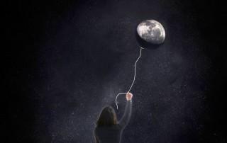 להגיע לירח