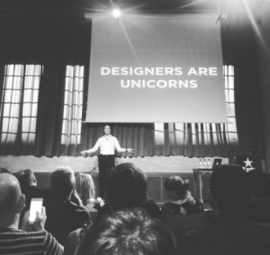 designers are unicorns